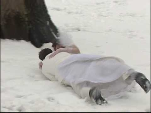 Funny Snow Wedding Video, Toronto Wedding Videography GTA