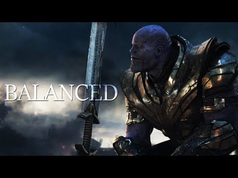 (Endgame) Thanos | Balanced