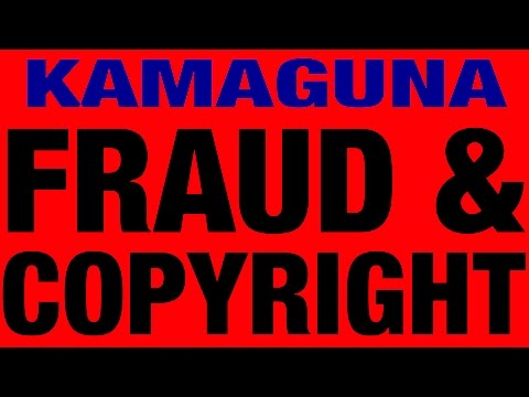 Online business - Fraud, scams and copyright advice
