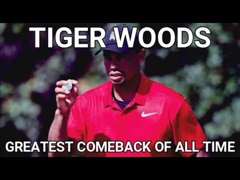 ELDRICK TIGER WOODS - THE GREA …