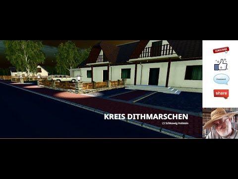 Dithmarschen district v1.0