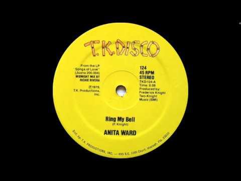 Anita Ward - Ring My Bell (TK Disco Records 1979)