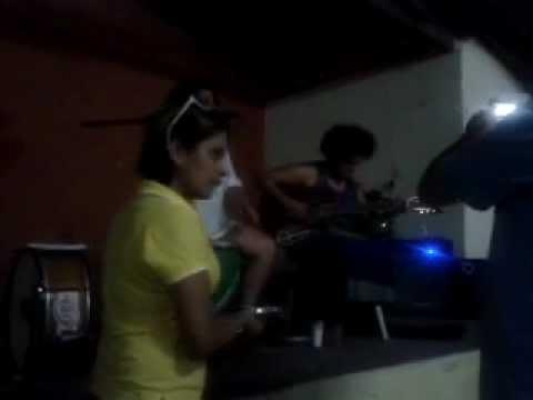 Roberta Aureliano no Pov. Bananal em Viçosa - AL (05-01-2013)