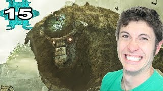 MONKEY SEE, MONKEY DIE - Shadow of the Colossus (Part 15)