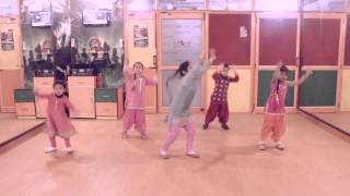 Patiala Peg | Diljit Dosanjh Dance Performance by Step2Step Dance Studio