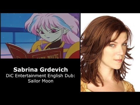 An/Natsumi Ginga/Anne Granger English & Japanese Voice Comparison