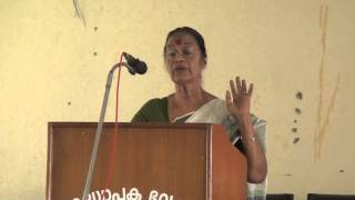 Lecture by Smt. Justice Sreedevi