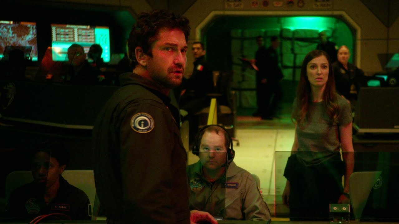Watch as the World is Taken by Storm in Sci-Fi Thriller 'Geostorm' (New Trailer) starring Gerard Butler, Andy Garcia, Ed Harris & More
