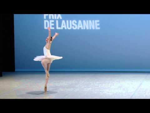Sierra Armstrong - 2015 Prix de Lausanne Finalist - Classical variation