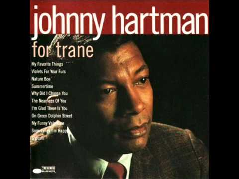 Johnny Hartman – The Nearness Of You