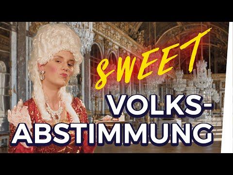 Sweet Volksabstimmung