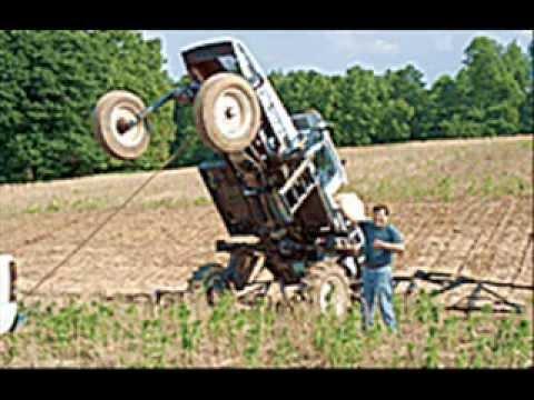 maszyny rolnicze-wypadki -machinery crash.