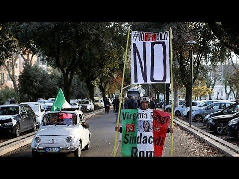 Ιταλία: Δημοψήφισμα-γρίφος για τον Ρέντσι