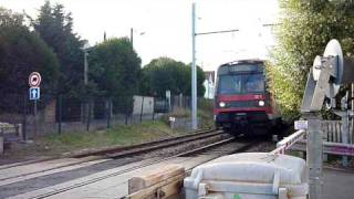 Igny France  City pictures : RER C Vers IGNY