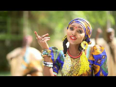 Hauwa Yar Fulani - Gen Muhammadu Buhari | ALLAH RENE (Official Music video 2019)