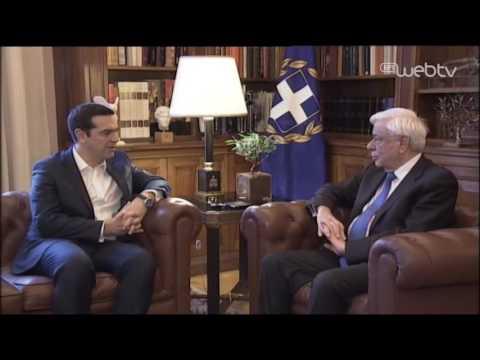 Ενημέρωση του Προέδρου της Δημοκρατίας για το Κυπριακό
