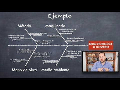 Video Diagrama de Ishikawa Parte 2 - Análisis de la causa raíz download in MP3, 3GP, MP4, WEBM, AVI, FLV January 2017
