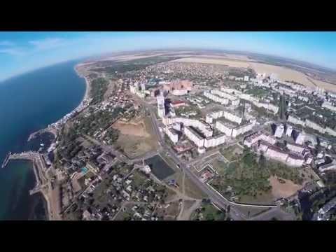 Illichivs'k Drone Video