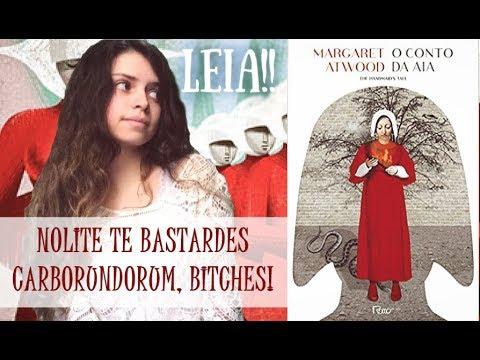 O CONTO DA AIA (The Handmaid's Tale), Margaret Atwood | RESENHA