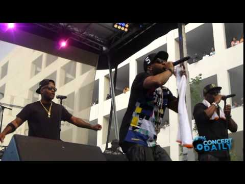 "Jagged Edge Performs ""I Gotta Be"" Live At Baltimore Horseshoe Casino"