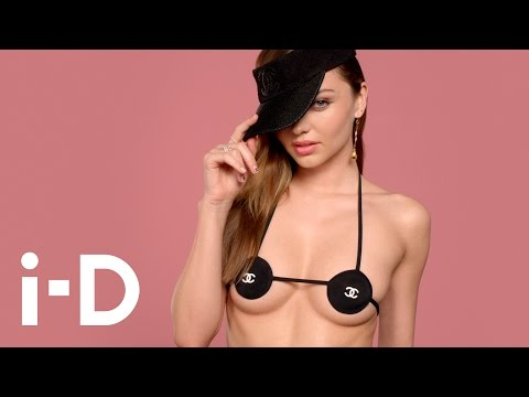 ID - Featuring a galaxy of 26 stellar supermodels such as Cara, Joan, Lindsey, Natalia, Xiao - alongside cheeky cameos from the likes of J.W. and Rick - Jérémie R...