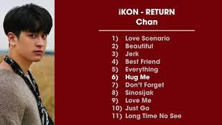 iKON - Return - Chan Cut