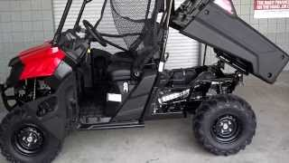 9. Honda Pioneer 700 SxS / UTV / Side by Side ATV 4x4 Video Review of Specs - SXS700 - Chattanooga TN