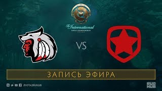 Comanche vs Gambit, The International 2017 Qualifiers [XBOCT, GodHunt]