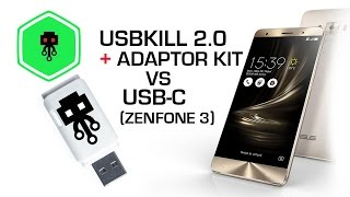 USB Killer VS Zenfone 3 (USB-C) - Instant Death ?
