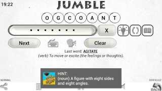JUMBLE YouTube video