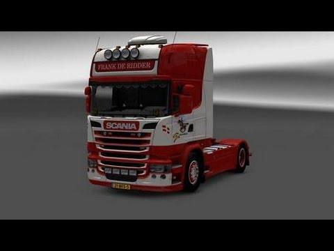 Scania R480 Streamline FDR 1.21.1