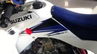 9. 2014 Suzuki LT-Z400 Quadsport