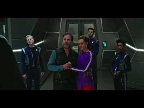 kat on Star Trek
