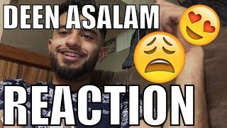 Video CANADIAN REACTS TO DEEN ASSALAM - Cover by SABYAN MP3, 3GP, MP4, WEBM, AVI, FLV Agustus 2018