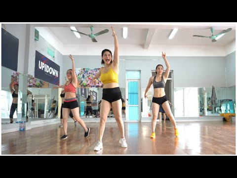 The Fastest Weight Loss Exercise - Fat Burning by Aerobic Workout (Once a Day) | Eva Fitness