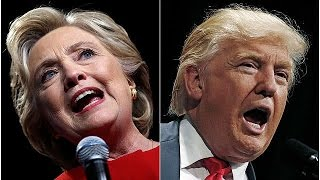 US Presidential Election campaigns coming to a close