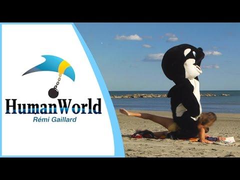 Mundo Humano un zoo visto desde otra perspectiva ¡Qué grande es Rémi Gaillard!