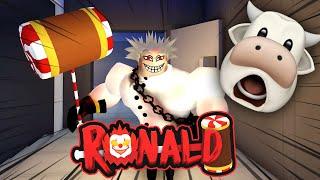 ROBLOX RONALD CHAPTER 3.. [Laboratory X]