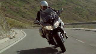 7. 2013 Yamaha FJR1300 A AS official video