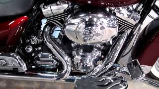 5. U770 2010 HARLEY-DAVIDSON FLHRC ROAD KING CLASSIC FOR SALE