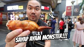 Video SAYAP AYAM MONSTER!!! UKURANNYA UDAH KAYAK PAHA!!! MP3, 3GP, MP4, WEBM, AVI, FLV November 2018