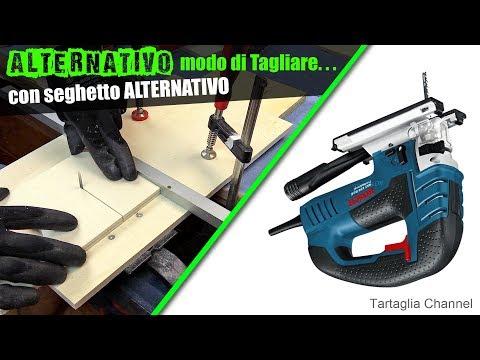 ALTERNATIVO modo di usare un seghetto alternativo? - Jigsaw Table