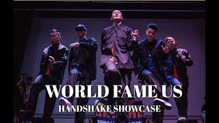 World Fame Us (Boogaloo Kin, Hozin, Poppin J, Hoan, Jaygee) – HAND SHAKE LOCKING VOL.3 SPECIAL SHOWCASE