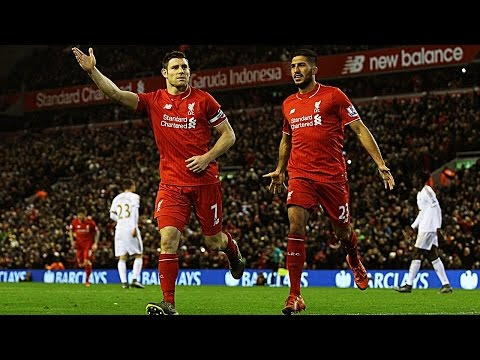 HIGHLIGHTS ► Liverpool 1 Vs 0 Swansea - 29 Nov 2015 | English Commentary