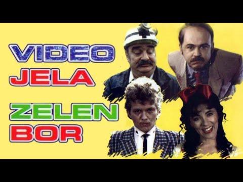 VIDEO JELA, ZELEN BOR (1991)