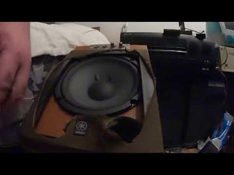 Torturing Yamaha YST-SW105
