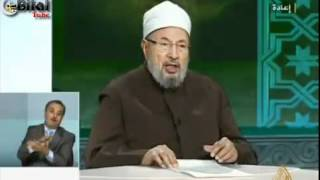 Dr. Yusuf al Qaradawi speaks briefly about Ethiopian Muslims, Majlis and Ahbash-by ALJAZEERA