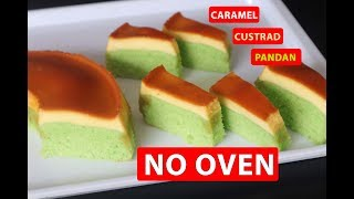 Video Dessert arab kukus (caramel custard pandan kukus) MP3, 3GP, MP4, WEBM, AVI, FLV Mei 2019