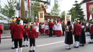 Gotzens Austria  city photos : Desfile Corpus Christi, Götzens (Innsbruck, Austria)