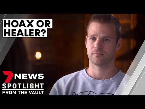 Healer or Hoax?: 'The Healer' Charlie Goldsmith put to the test | True Stories